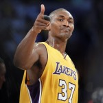 Metta World Peace to Play Tomorrow