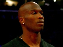 Chad Johnson Gets Special Visitor in Jail
