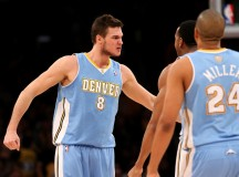 Danilo Gallinari Surprised During Surgery