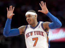 Carmelo Anthony Seems Confused About Where He Is From
