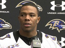 Video of Ray Rice Allegedly Dragging Fiancee Surfaces