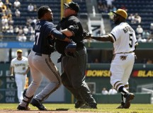 MLB Hands Down Suspensions After Sunday's Brawl
