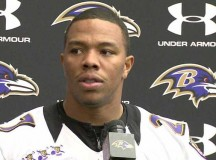 NFL Suspends Ray Rice for Two Games