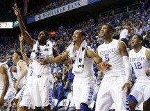 Will Kentucky Stay Undefeated?  Check Out March Madness at SportBet