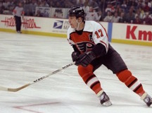 Former Flyer Rod Brind'Amour Inducted into Team's Hall of Fame